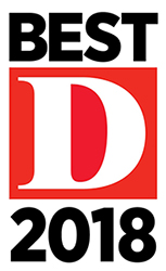 Dr. Khaleel Voted Best Doc in D Magazine.